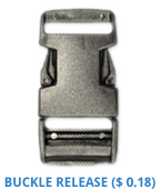 Buckle Release from Discount-Lanyards.com