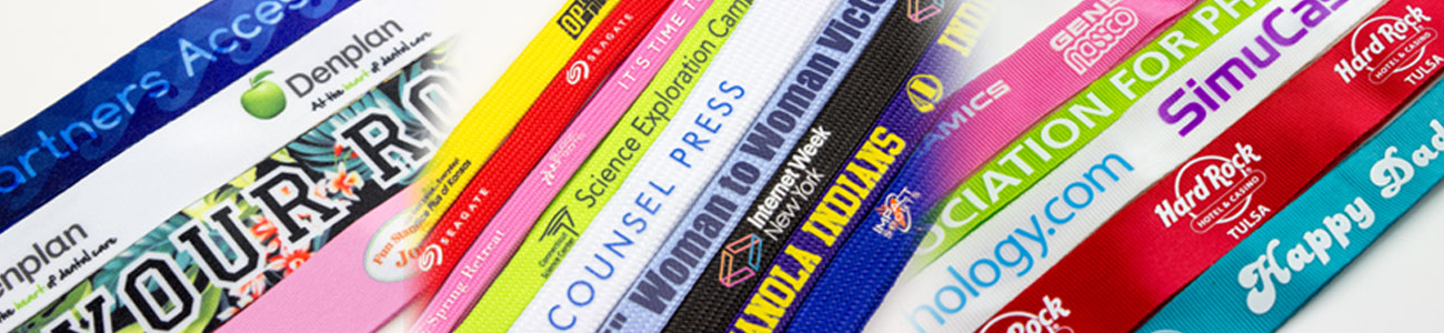 Lanyards Collage from Discount-Lanyards.com
